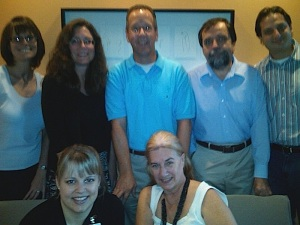 The Center For Diabetes Technology Team at UVA